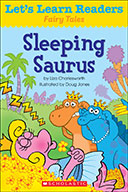 Let's Learn Readers™ Fairy Tales: Sleeping Saurus (Enhanced Ebook)