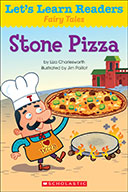 Let's Learn Readers™ Fairy Tales: Stone Pizza (Enhanced Ebook)