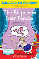 Let's Learn Readers™ Fairy Tales: The Emperor's New Poodle (Enhanced Ebook)