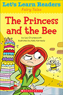 Let's Learn Readers™ Fairy Tales: The Princess and the Bee (eBook)