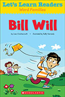Let's Learn Readers™ Word Families: Bill Will (Enhanced Ebook)
