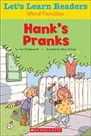 Let's Learn Readers™ Word Families: Hank's Pranks (Enhanced Ebook)