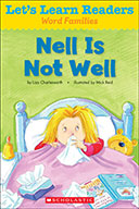 Let's Learn Readers™ Word Families: Nell Is Not Well (Enhanced Ebook)