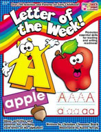 Letter of the Week! (Enhanced eBook)