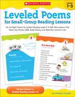 Leveled Poems for Small-Group Reading Lessons (Enhanced Ebook)