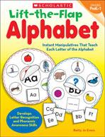 Lift-the-Flap Alphabet (Enhanced eBook)