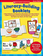Literacy-Building Booklets (Enhanced eBook)