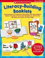 Literacy-Building Booklets (Enhanced eBook)