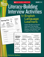 Literacy-Building Interview Activities for English Language Learners (Enhanced eBook)