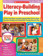Literacy-Building Play in Preschool (Enhanced eBook)