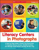 Literacy Centers in Photographs (Enhanced eBook)