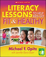 Literacy Lessons to Help Kids Get Fit and Healthy (Enhanced eBook)