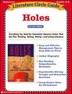 Literature Circle Guide: Holes (Enhanced eBook)