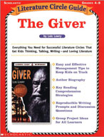 Literature Circle Guide: The Giver (Enhanced eBook)