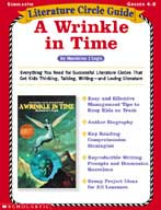 Literature Circle Guides: A Wrinkle in Time (Enhanced eBook)
