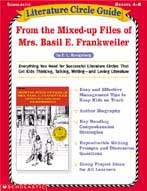 Literature Circle Guides: From the Mixed up Files of Mrs. Basil E. Frankweiler