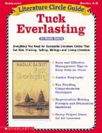 Literature Circle Guides: Tuck Everlasting (Enhanced eBook)