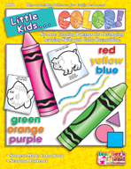 Little Kids . . . Color (Enhanced eBook)