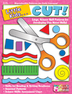 Little Kids . . . Cut (Enhanced eBook)