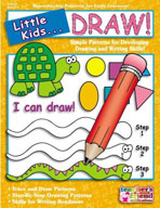 Little Kids . . . Draw (Enhanced eBook)