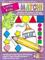 Little Kids . . . Match (Enhanced eBook)