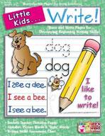 Little Kids . . . Write (Enhanced eBook)