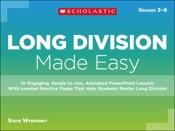 Long Division Made Easy (Enhanced Ebook)