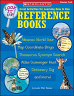 Look It Up! Great Activities for Learning How to Use Reference Books (Enhanced eBook)