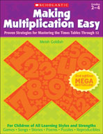 Making Multiplication Easy (2nd Edition) (Enhanced eBook)