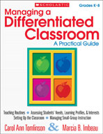 Managing a Differentiated Classroom: A Practical Guide (En