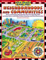 Map Skills Made Fun: Neighborhoods and Communities (Enhanced eBook)