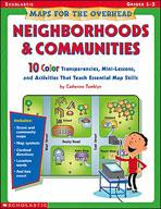 Maps for the Overhead: Neighborhoods and Communities (Enhanced eBook)