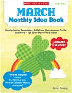 March Monthly Idea Book (Enhanced eBook)