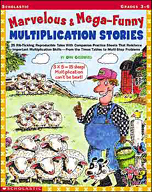 Marvelous & Mega-Funny Multiplication Stories (Enhanced eBook)