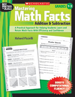 Mastering Math Facts: Addition and Subtraction (Enhanced eBook)