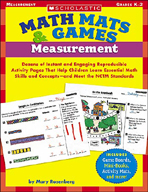 Math Mats & Games: Measurement