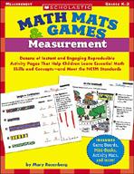 Math Mats & Games: Measurement (Enhanced eBook)