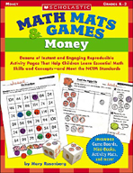Math Mats & Games: Money (Enhanced eBook)
