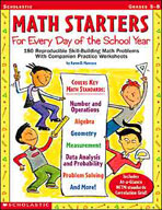 Math Starters for Every Day of the School Year