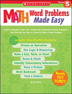 Math Word Problems Made Easy: Grade 5