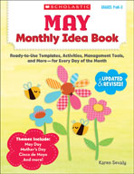 May Monthly Idea Book
