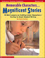 Memorable Characters. . . Magnificent Stories (Enhanced eBook)