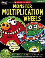 Monster Multiplication Wheels (Enhanced eBook)