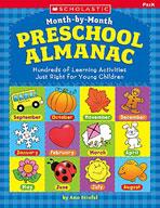 Month-by-Month Preschool Almanac (Enhanced eBook)