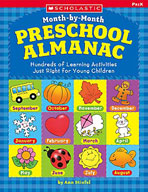 Month-by-Month Preschool Almanac (Enhanced eBook)