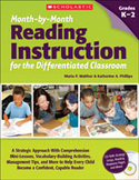 Month-by-Month Reading Instruction for the Differentiated Classroom (Promethean Version)