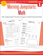 Morning Jumpstarts: Math (Grade 1)