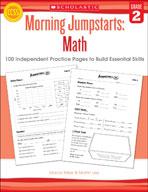 Morning Jumpstarts: Math (Grade 2) (Enhanced eBook)