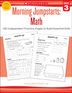 Morning Jumpstarts: Math (Grade 3)