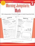 Morning Jumpstarts: Math (Grade 3) (Enhanced eBook)